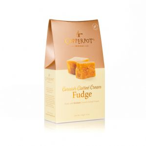 CopperPot Originals -  Clotted Cream Fudge